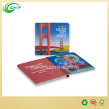De Druk van het Boek van de Raad van de Kinderen van Hardcover van de hoogste Kwaliteit met Dienst van de Druk van de Lage Prijs de Hoge in Shenzhen (ckt-bk-001)