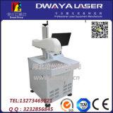 Handbediende Laser die Machine, Protablelaser merkt die Machine, de Laser die van de Optische Vezel merkt Machine merkt