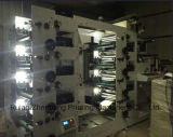 Flexo Drucken-Maschine mit dem Stempelschneiden/Laminierung/verschwinden/dem Aufschlitzen von /Cold, das Funktion stempelt