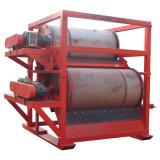Separatore magnetico della sabbia di ferro per i minerali metalliferi