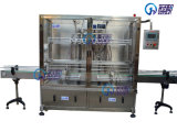 8-Nozzle automático Liquid Soap Filling Machine con CE
