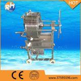 Filtre à plaque en acier inoxydable à couches multiples