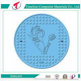 Watertight Fiberglass Telecommunications Manhole Cover с Frame