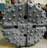 Bit de tecla elevado da pressão de ar SD12-311mm DTH