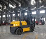 Forklift do uso do dobro do LPG da gasolina 2.5t com melhor qualidade