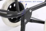 Leichter gefalteter Laufkatze-Beutel auf Rad mit PET Polyester Dxt-8097