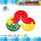 Kind-Plastiktischplattenspielzeug-Schlaufen-Bausteine