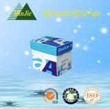 Whiteness superior 102-104% do papel de cópia A4 do OEM da qualidade 80GSM