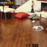 Plancher de vinyle anti-Wet WPC WPC Vinyl (OF-1519-2)