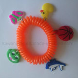 Form Rubber Loom Band Charms für Kids DIY Bracelet