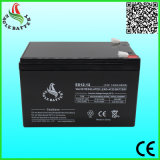 batería de plomo sellada recargable de 12V 12ah VRLA para la UPS