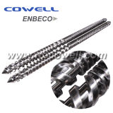 Bimetallischer Strangpresßling-Schrauben-Zylinder