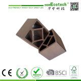 ポストを囲うセリウムの公認の防水望楼の木製のプラスチック合成物WPC