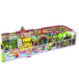 아이를 위한 사탕 시리즈 연약한 실내 운동장