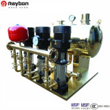 Gesundheitliche vertikale mehrstufige zentrifugale Wasser-Hochdruckpumpe