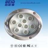 Свет плавательного бассеина IP68 RGB Ce Approved 12W 18W СИД подводный