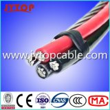 4 Core Conductor Aerial Bundle Cable ABC Cable 35mm2