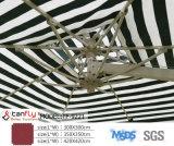 방수 광고 로고에 의하여 인쇄되는 선전용 옥외 우산