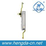 Fechamento de três pontos do gabinete do fechamento do controle de Rod do fechamento da trava de Rod da qualidade (YH9500)