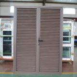 Porte fixe de tissu pour rideaux d'obturateur de profil en aluminium enduit de poudre de la qualité Kz333