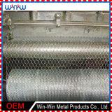 El fabricante directo ampliado galvaniza la cerca hexagonal del acoplamiento de alambre de acero inoxidable del metal
