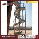 Полуфабрикат винтовая лестница строительной площадки (DMS-H1002)