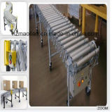 Trasportatore flessibile del rullo elettrico per la fabbrica dei sistemi di trasportatore dell'alimento