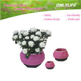 POT di fiore ecologico del giardino del POT di fiore del tessuto di Onlylife