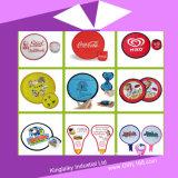 Ventilateur à frisbee pliable en nylon avec Branding Flying Toy FT-001