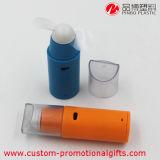 Regalo promocional del mini ventilador de mano plástico de los items de la promoción