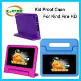 Kidsproofの携帯用泡のエヴァのタブレットの箱はのための火を燃やす
