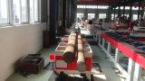 Carril aflautado de la luz de la prefabricación que transporta el sistema