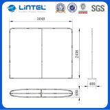 Visualización de aluminio de la tela de la tensión de la venta al por mayor el 10FT (LT-24M)