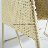 Waterproof Outdoor Garden Double Swing Hammock com Synthetick PE-Rattan alumínio Frame (YTX891)
