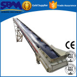 Sbm 1-500tphの販売のための縦のゴム・ベルトのコンベヤー