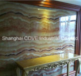 PVC Faux/Artificial Marble Wall Panel/Wall Tile/Stone Tile Влаг-доказательства PVDF для внешнего Decoration