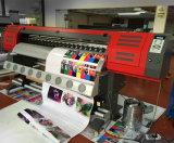 Resolución solvente de la cabeza de impresión de la impresora 1.8meter/3.2meter Dx7 del formato grande de la impresora de Eco 1440dpi