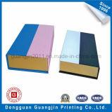 Caixa de presente Foldable do cartão rígido de papel da alta qualidade