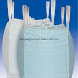 Grande sacchetto tessuto pp, FIBC, sacchetto di tonnellata per zucchero, riso, fertilizzante, sabbia, ecc.