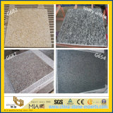 Natural White/Red/Yellow/Grey/Black/Rusty/Pink Granite Stone for Paving Floor/Wall/Stair Tile (G603/G654/G664/G682/G439)