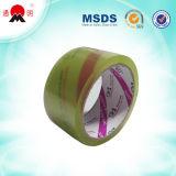 Polyester die de Duidelijke Zelfklevende Band van de Verpakking binden