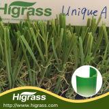 трава синтетики пользы сада или двора формы 40mm u