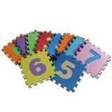 Stuoie impermeabili di puzzle del puzzle del pavimento della gomma piuma di Kamiqi 100%EVA per imparare