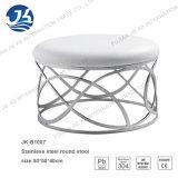 Cadeira de jantar violeta 45*45*100cm da fantasia do aço inoxidável de projeto moderno