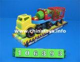 Пластмасса подарка промотирования Toys автомобиль, тележка колеса чывства (106393)