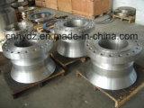 熱い造られたデュプレックスステンレス鋼のドラムフランジ
