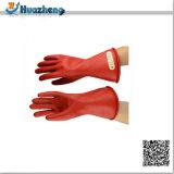 Luvas de isolamento de Handwear que isolam luvas do látex da construção
