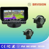 7inch Waterproof o sistema do monitor com navegação Fuction do GPS