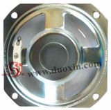 90dB 77mm quadratischer wasserdichter Plastik Lautsprecher 5W Dxyd77n-19f-8A-F