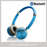 Stereo Metallic Music Wireless Bluetooth 2.1 Headset Headphone